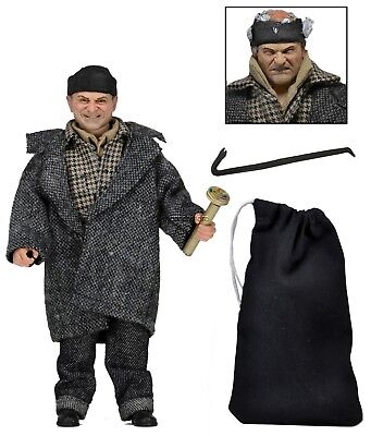 "Home Alone - Retro Style 8"" Clothed Action Figure - Harry - NECA"