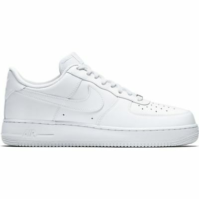 new arrival 1b786 7c6c6 Nike Men s AIR FORCE 1  07 Shoes NEW WHITE 315122-111