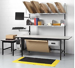 Deluxe Two Table Packing Station, DCPS-8333