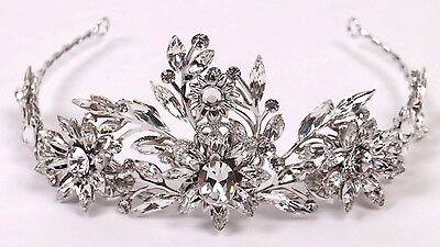 Victoria Lee by Maggie Sottero Special Formal Prom Weeding Bridal Tiara NWB NEW