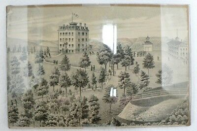 Old Red Wing Minnesota Institute Print