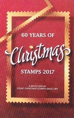 Australia - 2017 - 60 Years of Christmas Stamps Folder - Limited Edition 250