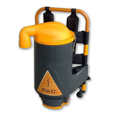 Commercial Backpack 1000w Dry Vacuum Cleaner 5Ltr 50HZ 5Kg Synthetic Dust Bag