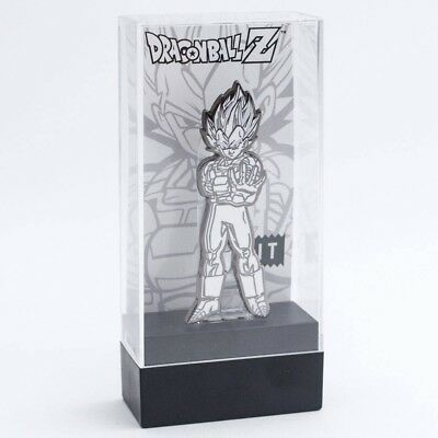 BAIT x FiGPiN Dragon Ball Z Super Saiyan Vegeta 2017 NYCC Exclusive Limited 500