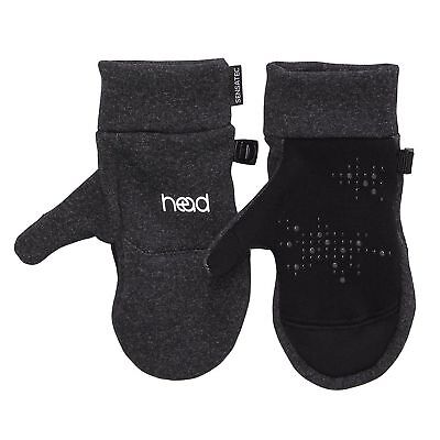 Head Kids' Sensatec Touchscreen Mittens - Heather Grey