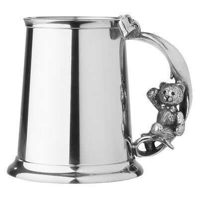 NEW Royal Selangor Teddy Bears Picnic Christening Mug Boxed