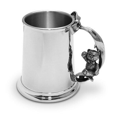 NEW Royal Selangor Teddy Bears' Picnic Christening Mug