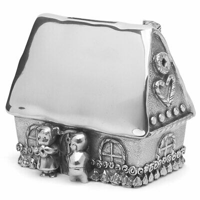 NEW Royal Selangor Fairy Tales Hansel & Gretel Coin Box