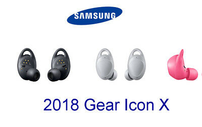 [In stock]New 2018 Samsung Gear Icon X SM-R140 Wireless Bluetooth Earphone