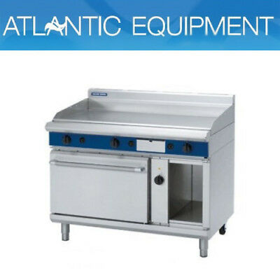 Blue Seal GPE58 1200mm Gas griddle electric convection oven
