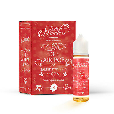 AIR POP  Mix&Vape 60ML NICOTINA 3