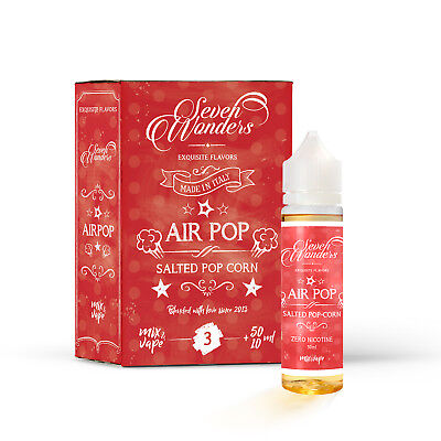 AIR POP  Mix&Vape 60ML NICOTINA 1,5