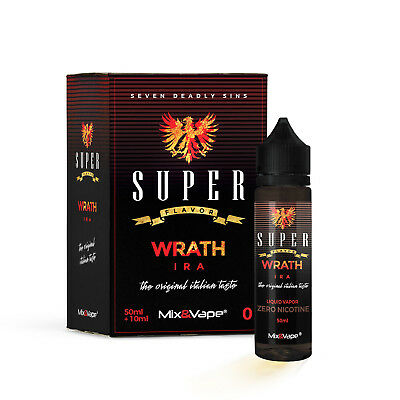 WRATH Mix&Vape 60ML NICOTINA 1,5