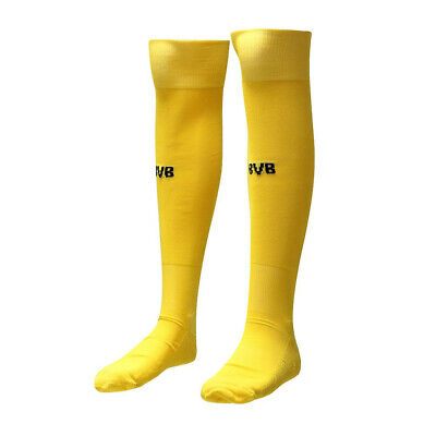 Borussia Dortmund BVB Mens Football Socks Puma Yellow Home International 2016-17