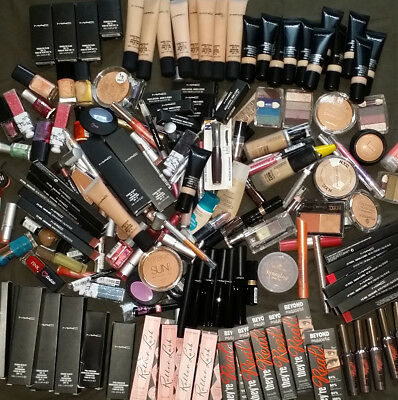 150 x Joblot Wholesale Bankrupt stock BIG Branded Make Up From the picture
