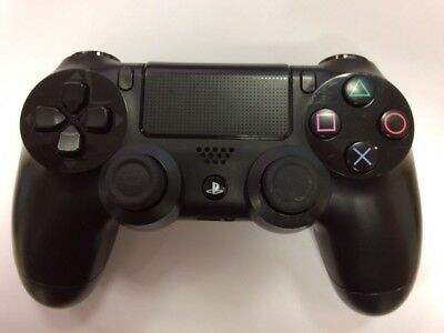 Faulty Sony Dualshock 4 Wireless Controller Black - Spares / Repairs
