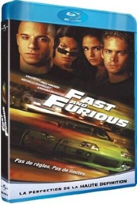 Fast and Furious BLU-RAY NEUF SOUS BLISTER