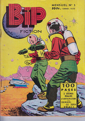 Bip Fiction N° 3 Juin 1958