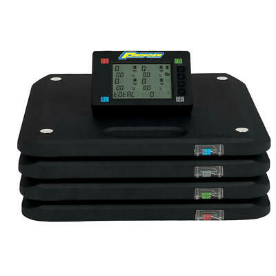 Proform Vehicle Scale 67644; 7000 lbs Total Weight Low Profile Wireless Set