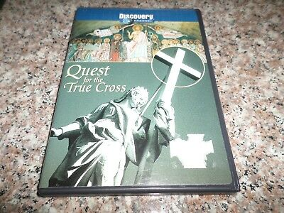 Discovery Channel Quest for the True Cross (DVD, 2003)