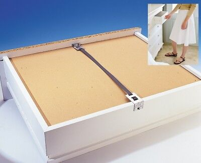 Drawer Repair Kit Fix Mend A Sagging Broken Collapsed Draw Base Bedroom Chest