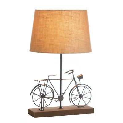 Small Desk Lamps, Iron Bedside Table Lamp Living Room Contemporary Rustic Art