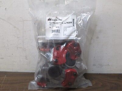 LOT OF 5 Armada Gladhand Emergency Straight Red 12-008 TQ16208 035042 441016 NEW