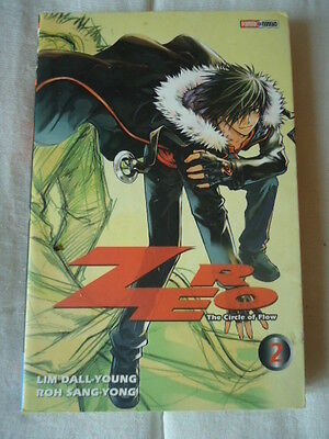 Zero The Circle of Flow, Tome 2  Dall-young Lim PANINI COMICS MANGA VF EO