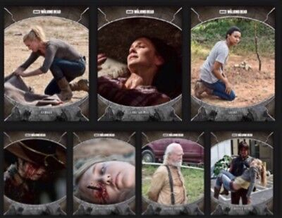 Tragedies-Wave 2-Gray Set-7 Card-Topps Walking Dead Card Trader Digital