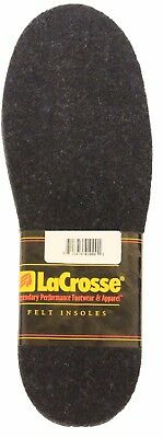 Lacrosse 9mm Felt Performance Insoles, 1 Pair