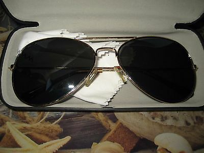 Ray-Ban Pilotenbrille Gold ! made in Italy!!