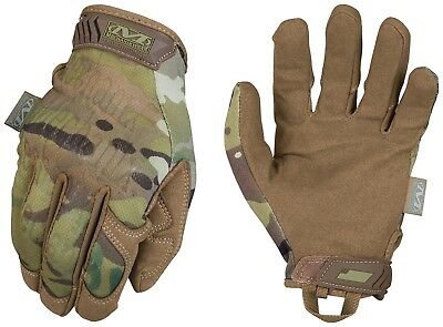 Mechanix Wear Original Multi-Cam Camo Hunting Camouflage Gloves (MG-78-011, XL)