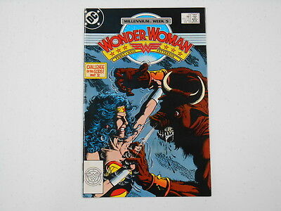 Wonder Woman #13, (DC Feb. 88), Challenge of The Gods Pt. 4, 7.0  FN/VF