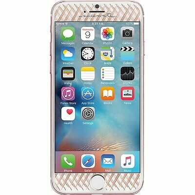 Case-Mate Gilded Glass Screen Protector For iPhone 6 iPhone 7 iPhone 6s (Rose)