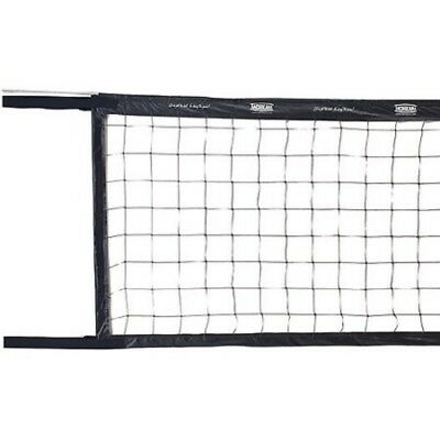 Tachikara Wallyball Net, Black Sport Nets Play Ball Volleyball