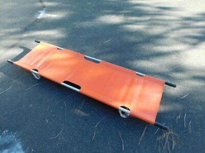 Ferno Folding Stretcher