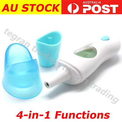 NEW Multi Function Baby Adult Body Ear Forehead Infrared IR Digital Thermometer