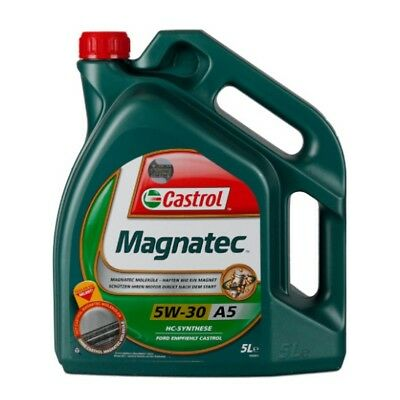 castrol magnatec 5w 30 a5 motor l 5 liter acea a1 b1 a5 b5. Black Bedroom Furniture Sets. Home Design Ideas