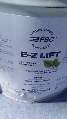EZ Lift Soy Lift Station Degreaser- 15 gallons- Free shipping