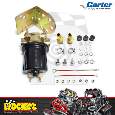 Carter Comp Series Black Electric Fuel Pump - FMP4601HP