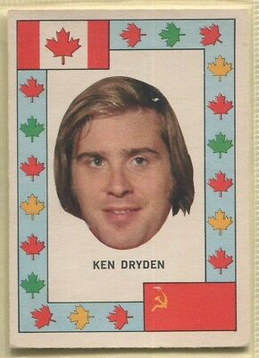 1972-73, OPC Hockey, Inserts, Team Canada, Player Crests, Team Logos, UPick List