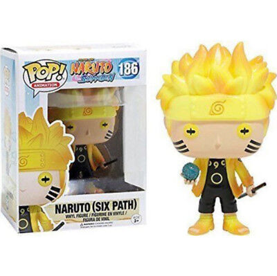 Naruto (Six Path) #186 Funko Pop Vinyl Figure NARUTO Shippuden Toy Gift