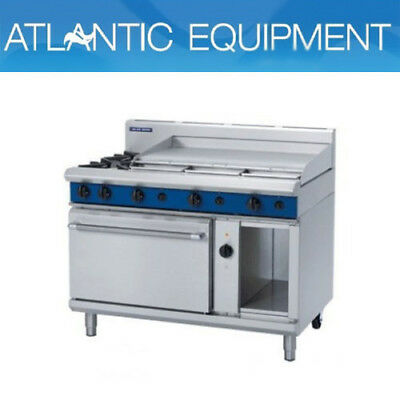 Blue Seal GE58D/C/B/A Gas Electric Convection Oven 1200mm