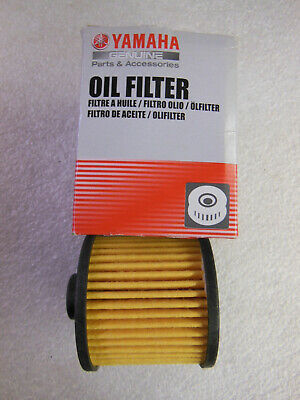 YAMAHA 5JX-13440-00 Motorcycle OIL FILTER New GENUINE OEM PART -- Lot of 3 --