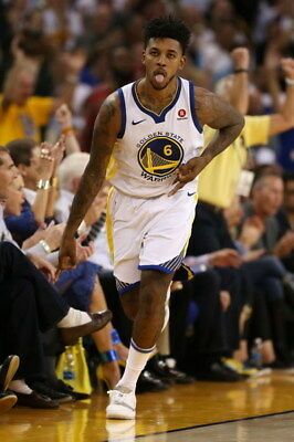 "033 Nick Young - Golden State Warriors NBA Basketball 14""x21"" Poster"