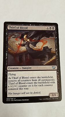 1x THIEF OF BLOOD - Rare - Commander - MTG - NM - Magic the Gathering
