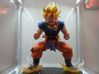 Medicos Chozo Art Collection - Dragon Ball Kai Super Saiyan Son Goku