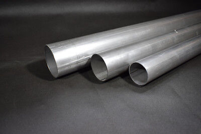 Mild Steel Tube Pipe Exhaust Repair All Lengths Available 1.5Mm Wall