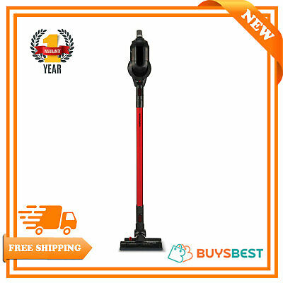 Morphy Richards Supervac Sleek Power + Cordless Vacuum Cleaner In Red - 731007