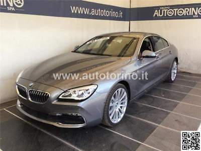 Bmw 640 640d xdrive gran coupe'